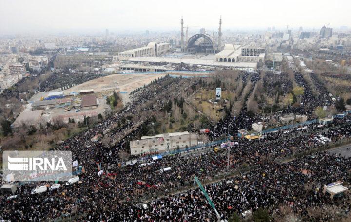 ИРАН УСТАО НА НОГЕ ЗБОГ ПРОПОВЕДА: Блиски исток ће да се тресе (ВИДЕО)