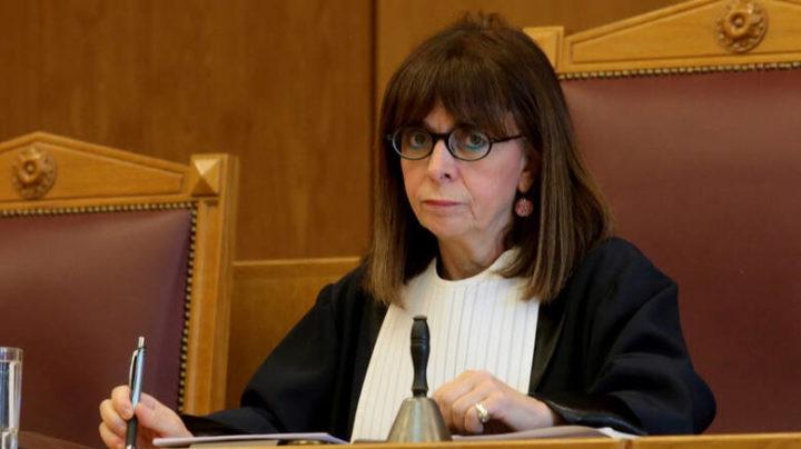UDARNA VEST! Žena prvi put na čelu GRČKE!