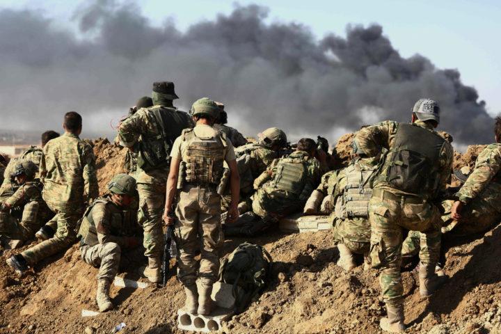 АСАДОВА војска бомбардовала Турке – погинуло 29 турских војника! ТУРСКА ВОЈСКА ОДМАХ УЗВРАТИЛА
