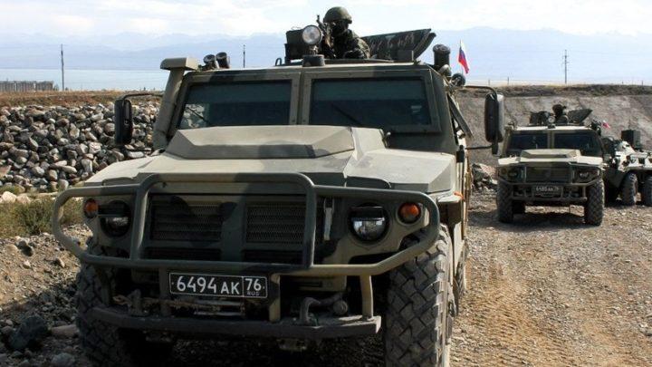 """ŽESTOK SUKOB AMERA I RUSA U SIRIJI: Oklopnjacima udarili na ruskog """"tigra"""" (VIDEO)"""