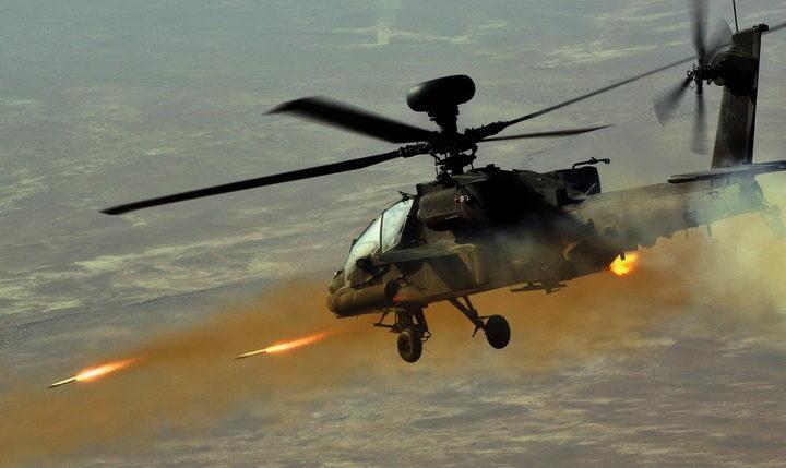 ИЗРАЕЛ КРЕНУО У СУРОВИ НАПАД: Хеликоптери гађали позиције сиријске војске!