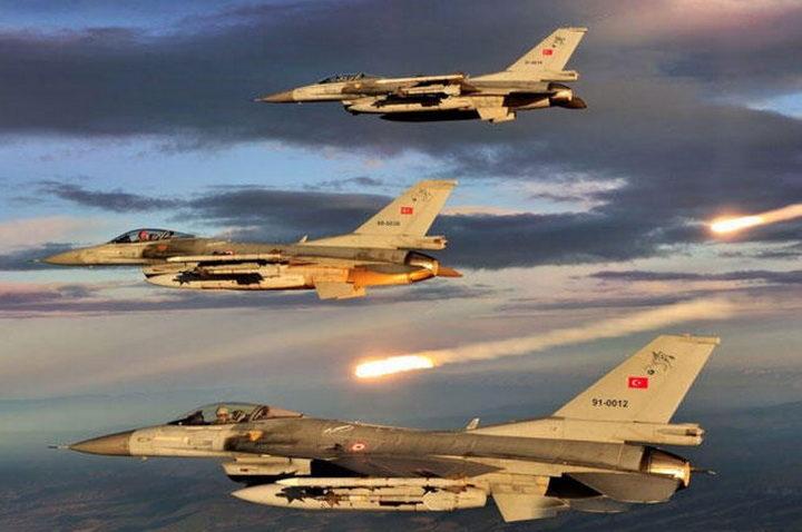 TURSKI F-16 OBORIO JERMENSKI SU-25: Povređen vazdušni porostor Jermenije