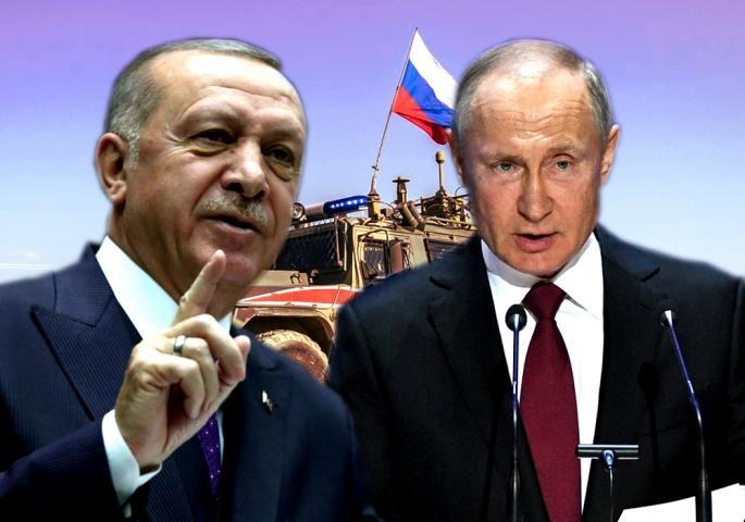 """""""РАТОВАЛИ СМО СА РУСИМА, И ПОНОВО ЋЕМО!"""" Језива претња из Ердогановог кабинета, Турци се спремају за ПАKАО (ВИДЕО)"""