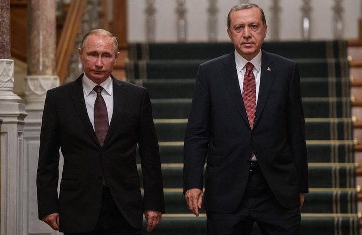 "TURSKO ""NJET"" RUSIJI: Erdogan odbio Putina"