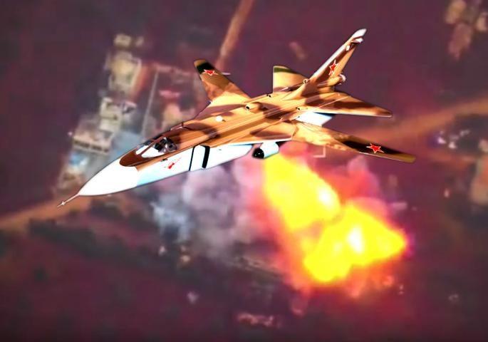 SNIMAK RUSKOG NAPADA KOJI JE RAZBESNEO ERDOGANA: Uništeni transporteri, tenkovi, mnogo mrtvih… (VIDEO)