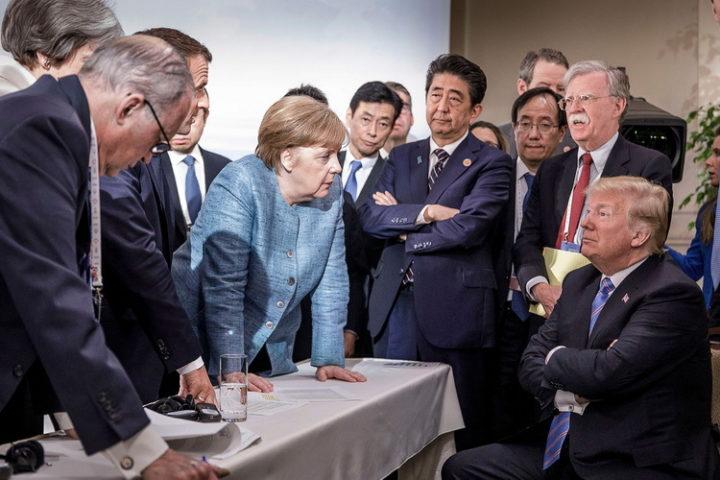 """DRAMA U MINHENU: """"Globalni poredak predvođen AMERIKOM je završen"""""""