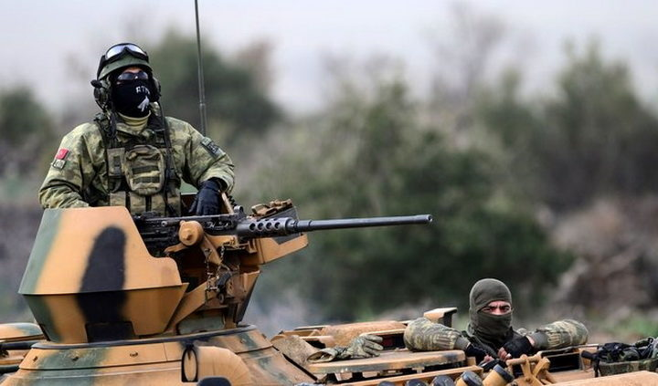ЈОШ ЈЕДНА ТУРСКА БАЗА У СИРИЈИ и одмах крв до колена
