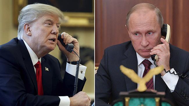 TRAMP POSLE TELEFONSKOG RAZGOVORA stao u odbranu RUSIJE i PUTINA