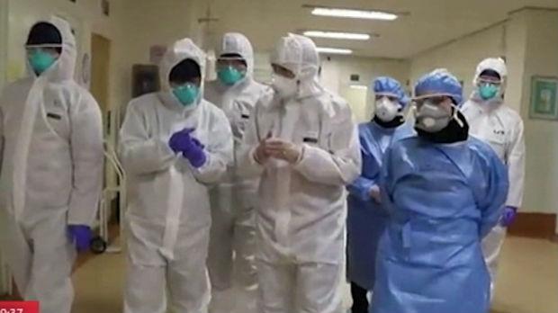 POVEĆAN BROJ ZARAŽENIH na respiratorima u Srbiji