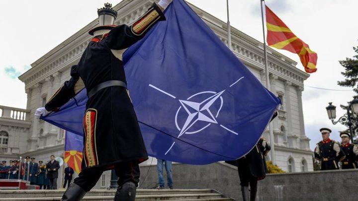 САДА И ЗВАНИЧНО: Северна Македонија ушла у НАТО