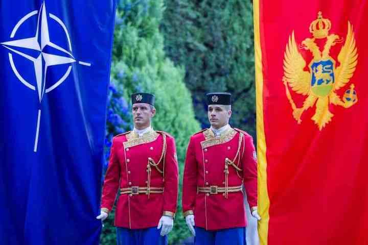 CRNA GORA PRETI SRBIJI NATO paktom
