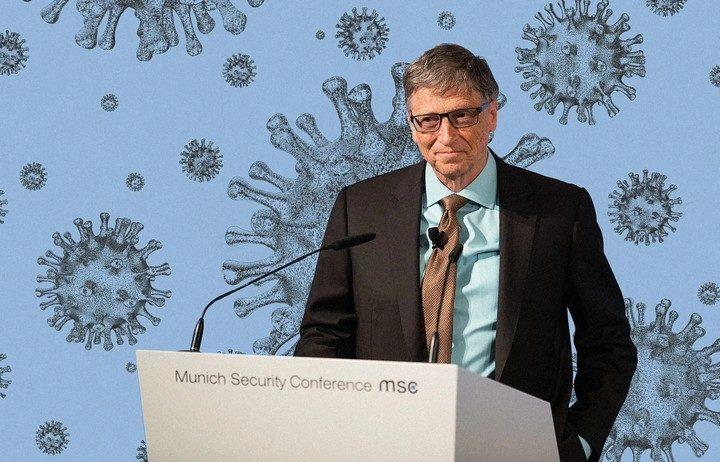 ЈЕДАН ДЕТАЉ ПРЕЋУТАО: Бил Гејтс тврди да је примио вакцину против короне, али… (ФОТО)