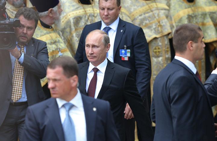 TRESE SE MOSKVA! Putinov telohranitelj se ubio u Kremlju