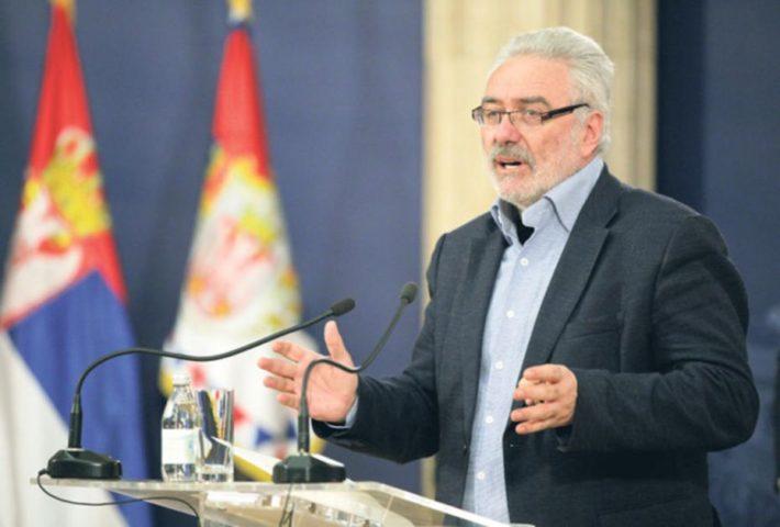 ДОК СЕ У СРБИЈИ СВИ СМЕЈУ НЕСТОРОВИЋУ, светски научници тврде…