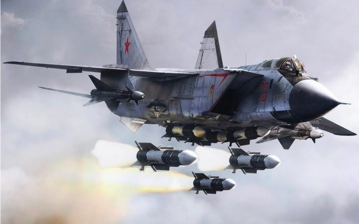 RUSIJA HITNO ŠALJE na Kamčatku eskadrilu teških presretača MiG-31