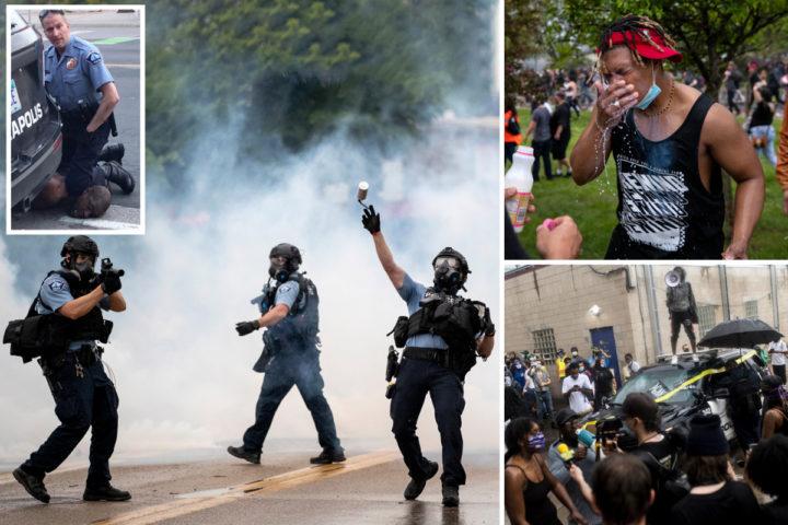 СРБИН води протесте у Америци!? САДА ЈЕ ЈАСНО ШТА СЕ ДЕШАВА… ЕВО КО ЈЕ ОН…