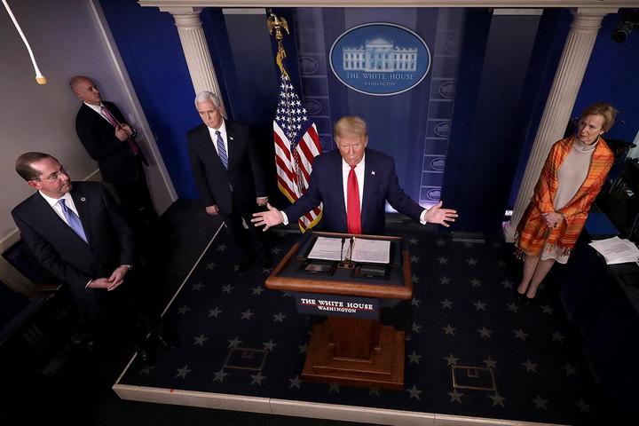 ТРАМП: Сједињене Државе прекидају односе са Светском здравственом организацијом