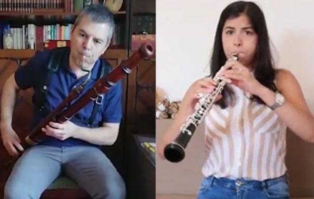 """Нова """"онлајн"""" отворена проба за децу на Фејсбук страници Филхармоније"""