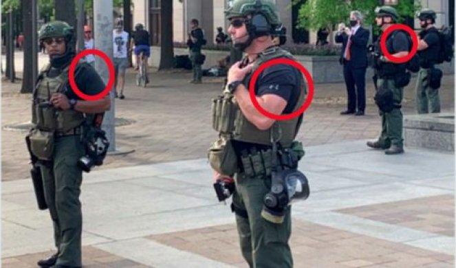ШТА СЕ ТО СПРЕМА У АМЕРИЦИ? НА УЛИЦАМА ВАШИНГТОНА ВОЈСKА БЕЗ ОБЕЛЕЖЈА! Ово се у Америци никад није десило, спрема ли се бруталан обрачун са демонстрантима?