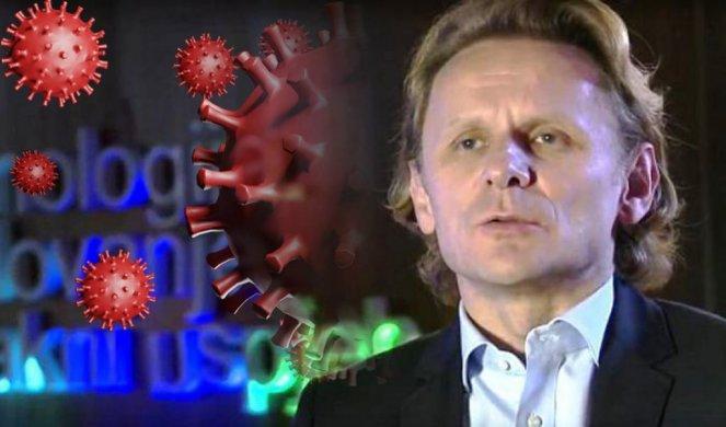 """HRVATSKI NAUČNIK SA INSTITUTA GETE IZNEO CRNU PROGNOZU: """"Virus nije oslabio, odakle vam ta ideja!?"""""""