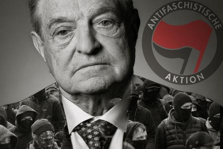 SOROŠEVCI U SRBIJI PODVILI REPOVE: Tramp najavio stavljanje Antife na listu terorističkih organizacija