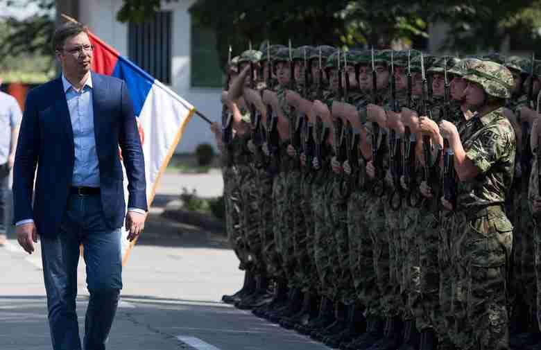 VUČIĆ ODGOVORIO HRVATSKOJ NA PRETNJE: Svi u regionu znaju da je Srbija jaka, neće se igrati vatrom!