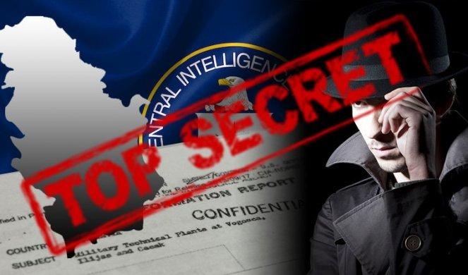 ŠOKANTNO! ŠTA SU CIA ŠPIJUNI RADILI U ČAČKU?! Skinuta oznaka tajnosti sa 13 dokumenata, OVO SU KRILI PUNIH 50 GODINA!