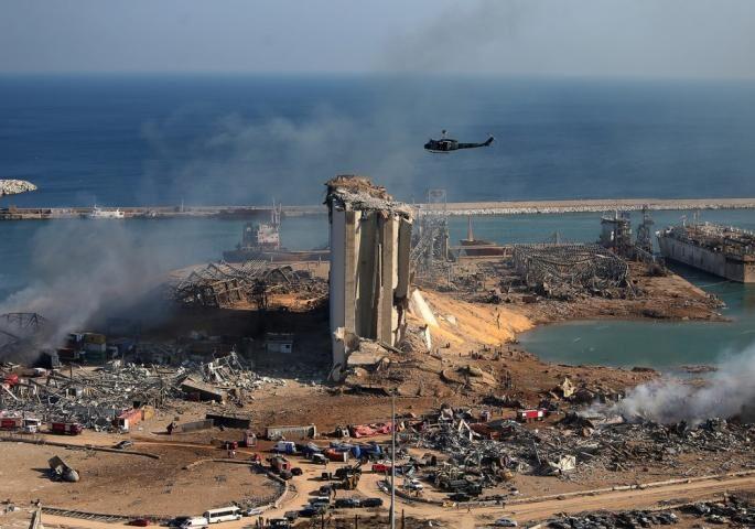 RUSKI GENERAL TVRDI: Bejrut je raketiran!