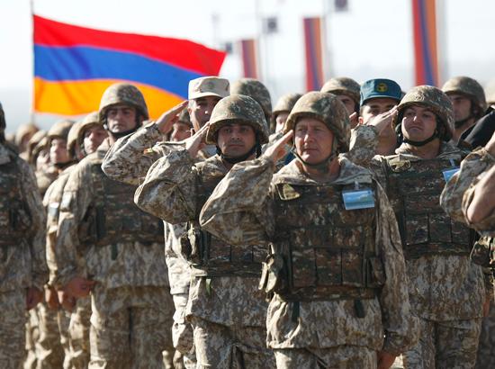 JERMENI SLAVE: Vojska Nagorno-Karabaha povratila deo izgubljenih teritorija