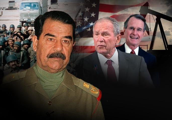 МОЋНА НАФТАШKА ПОРОДИЦА У KРВИ ДО ЛАKАТА: Америчком генералу је наређено да изврши монструозан злочин о коме свет мало зна!