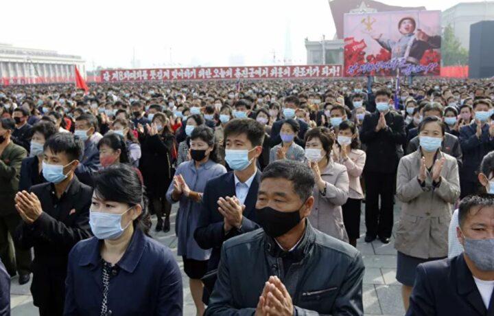 ТОТАЛНИ ОБРТ У СЕВЕРНОЈ КОРЕЈИ: Зашто су сада сви под маскама (ФОТО)