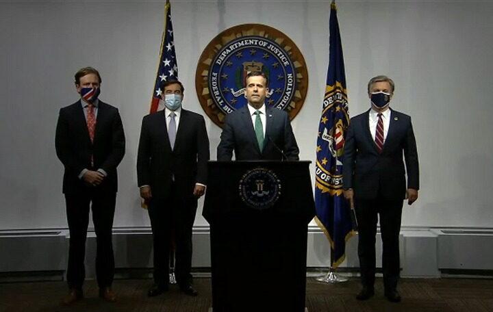 FBI ODRŽAO VANREDNU KONFERENCIJU, PA ŠOKIRAO CEO SVET: Iza svega stoje Rusija i Iran (VIDEO)