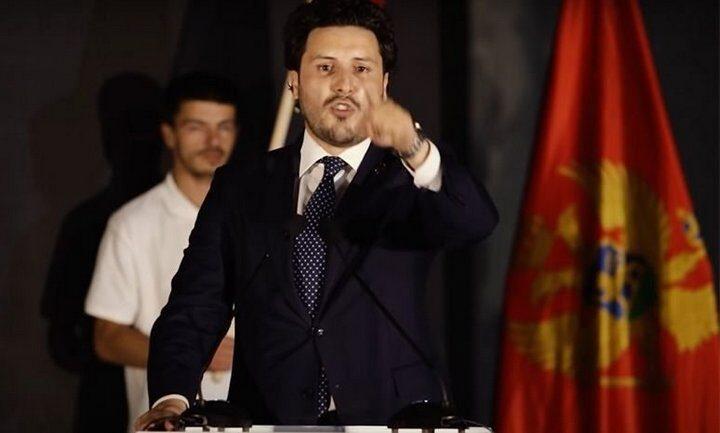 DRITAN ABAZOVIĆ TOTALNO POBESNEO: Napao Srbe u Crnoj Gori!