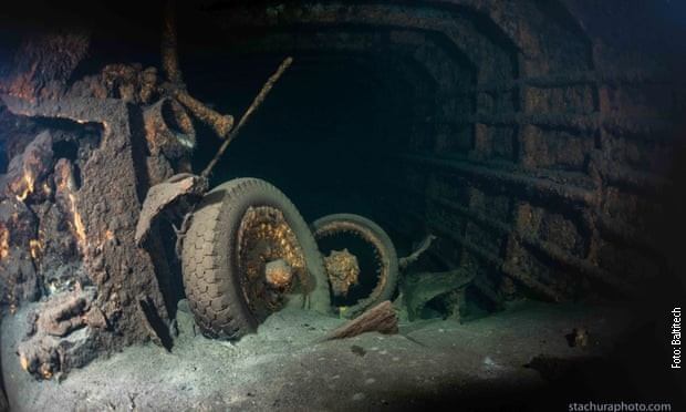 """ПОЉСКА: Откривен нацистички брод """"Карлсруе"""", да ли је мистерија Ћилибарске собе решена?"""