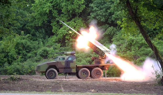 ARAPSKI MEDIJI OTKRILI: UAE kupili oko 30 srpskih višecevnih raketnih bacača