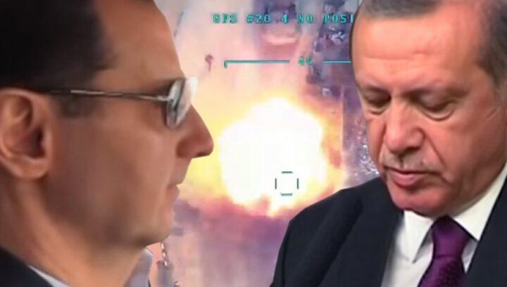 ASAD ZADAO TEŽAK UDARAC ERDOGANU: Turci napali, a onda je sirijska PVO žestoko uzvratila