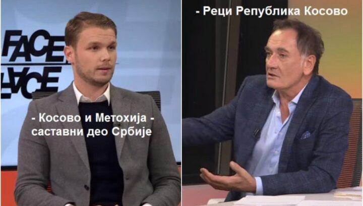 """DRAŠKO STANIVUKOVIĆ """"RASTURIO"""" SARAJEVSKOG VODITELJA: """"Kosovo je Srbija, Repubika Srpska je trajna"""" (VIDEO)"""
