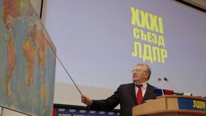 """ŽIRINOVSKI IZNEO NOVU IDEJU: """"Nova država! Biće članica NATO i EU, a Rusija će se proširiti"""""""