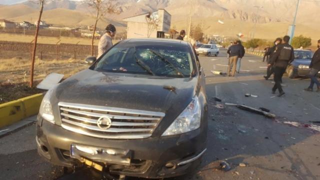 "ATENTAT U TEHERANU: Ubijen iranski naučnik – ""otac nuklearne bombe"""