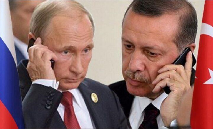 KAO GROM IZ VEDRA NEBA: Putin uveo sankcije Erdoganu!