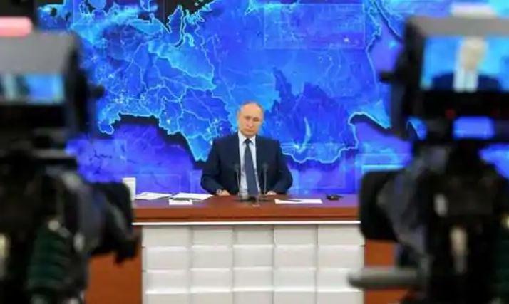 """""""НЕПРИЈАТЕЉИ РУСИЈЕ ЋЕ ЗАЖАЛИТИ!"""": Реакције западних медија на Путинову поруку"""