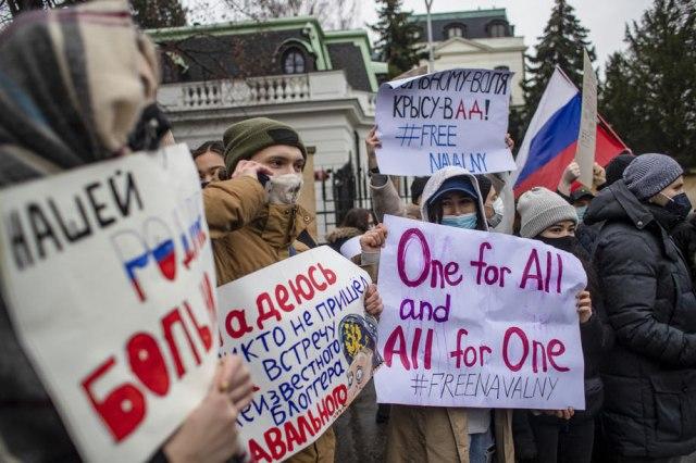 RUSIJA KLJUČA: Svi čekaju 2. februar