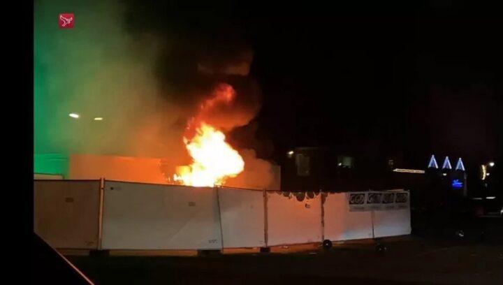 ГОРИ ХОЛАНДИЈА: Демонстранти пале све редом! (ВИДЕО)