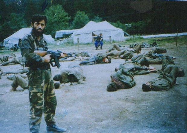 """GALIJAŠEVIĆ: Komandant """"EL MUDŽAHEDINA"""" je bio Alija! EVO ŠTA SU RADILI NA OZRENU 1995. GODINE"""