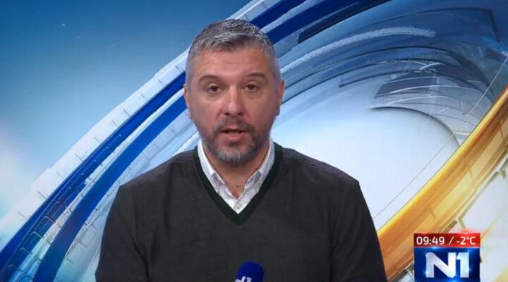 """HRVATSKI ISTORIČAR """"OČITAO BUKVICU"""" HRVATIMA NA HRVATSKOJ TELEVIZIJI: """"Sram vas bilo, šta to radite Srbima na Baniji?"""" (VIDEO)"""