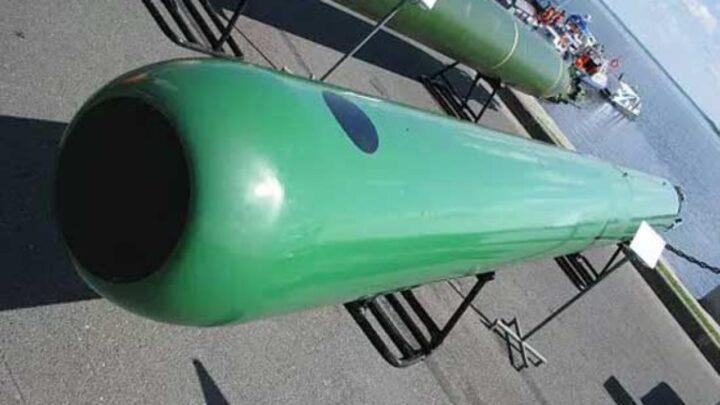 ELEKTRIČNI RUSKI TORPEDO sam lovi američke podmornice u krugu poluprečnika 4 kilometra