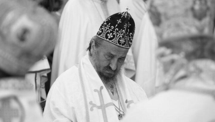 UPOKOJIO SE episkop Atanasije Jevtić