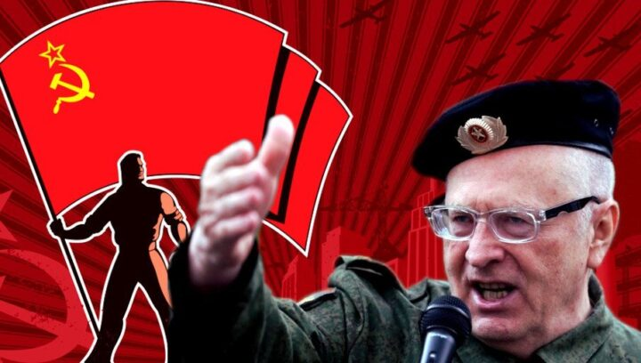 ŽIRINOVSKI OTKRIO kako bi svet izgledao da se SOVJETSKI SAVEZ nije raspao