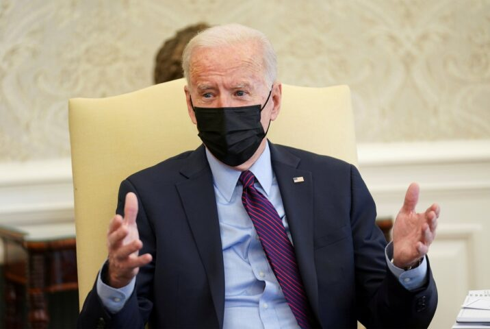 """POČELO JE: Teksas i Misisipi ukinuli maske, Bajden poludeo: """"To su neandertalci""""!"""