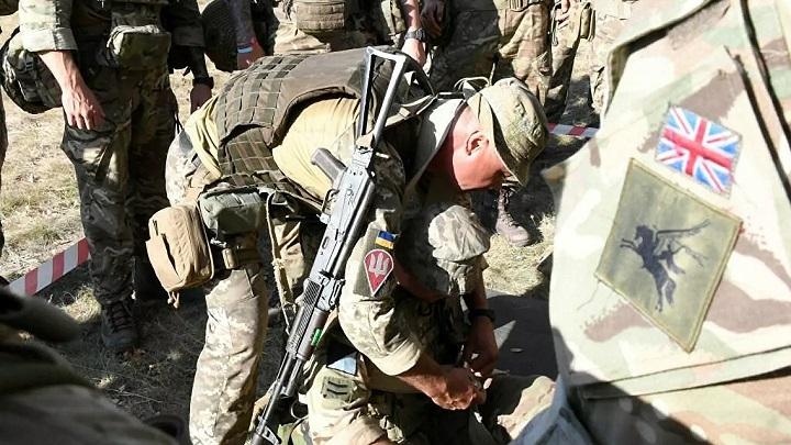 """НЕВЕРОВАТНО – ОПЕРАЦИЈА """"ОРБИТАЛ"""": Британска војска стигла у ДОНБАС"""